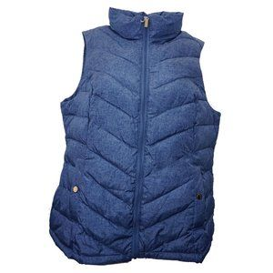 Charter Club Plus Size Quilted Vest 1X